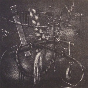 Detritus on Stone IV