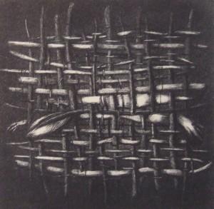 Detritus on Stone VII