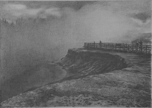 Excelsior Geyser Crater