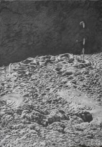 Mudpot, Gibbon Geyser Basin
