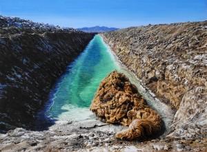 Salt Harvesting <br>(Mojave)